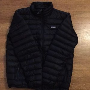 Patagonia Nano Down Sweater  - Men's L - Black.